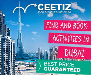 Ceetiz - Dubaï - Best Price Guaranteed