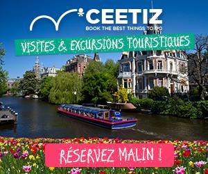 Ceetiz - Amsterdam - Réservez Malin