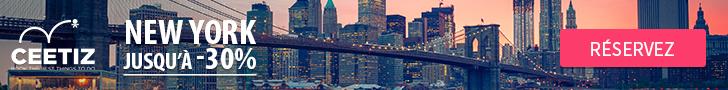 Ceetiz - New-York - Jusqu'à -30%