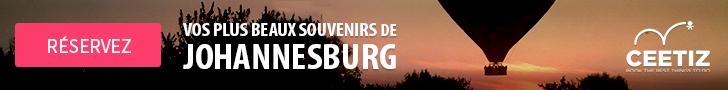 Ceetiz - Visiter Johannesburg 2